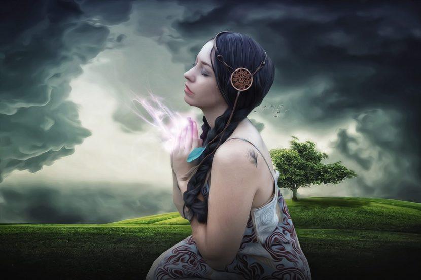 loi de l'attraction pensée magique