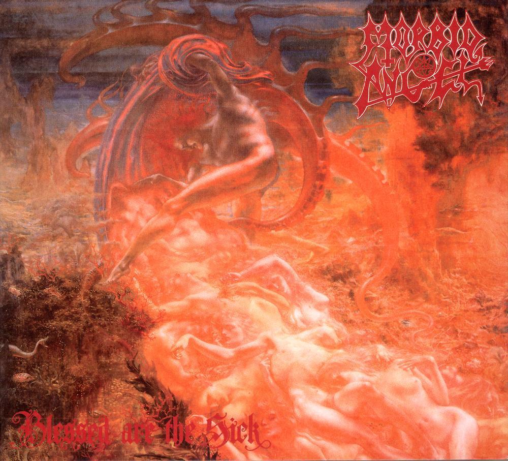 ALT236 Jean Delville Les Trésors de Satan Morbid Angel Blessed are the Sick