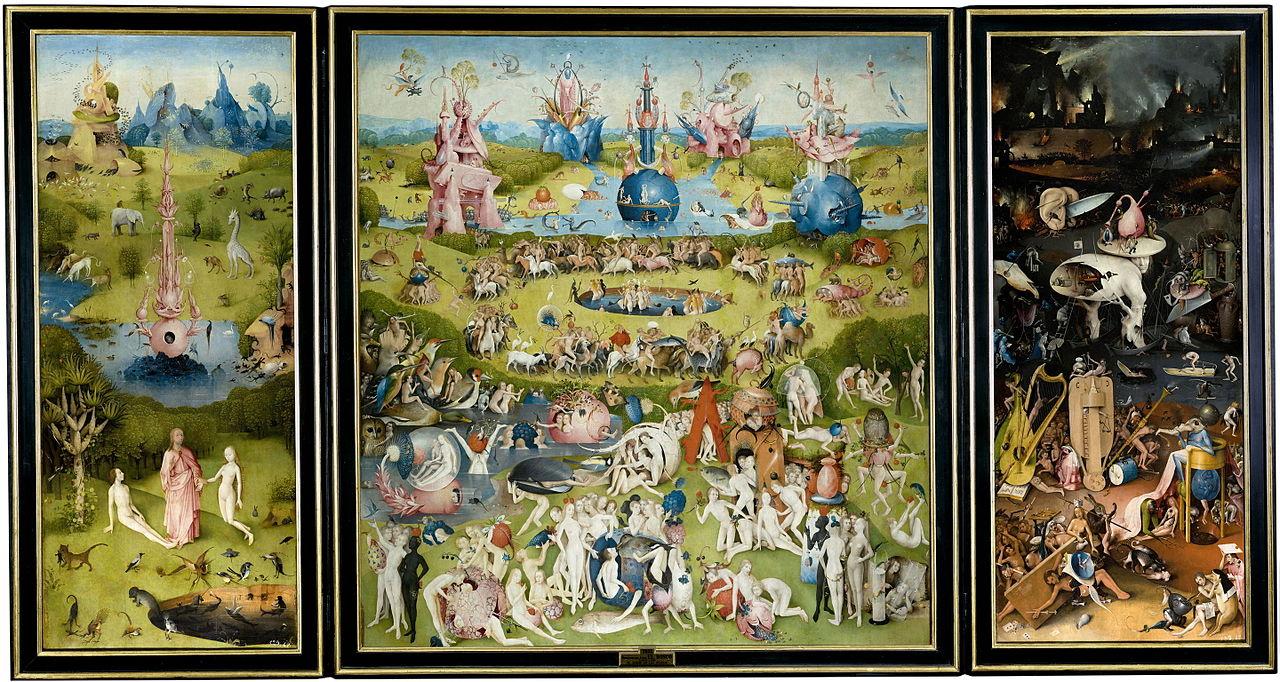 Alt236 Le jardin des délices de Jheronimus van Aken Jérôme Bosch