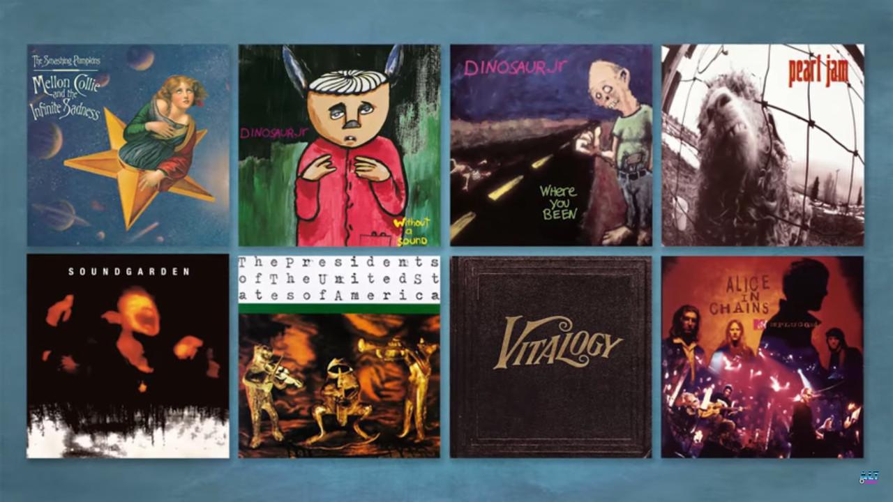 Alt236 interview le grunge fut une influence musicale de Quentin